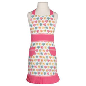 Sweetheart Child's Apron