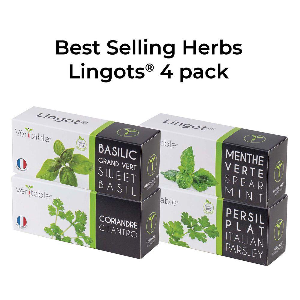 Veritable Classic Herb Lingots, 4-Pack