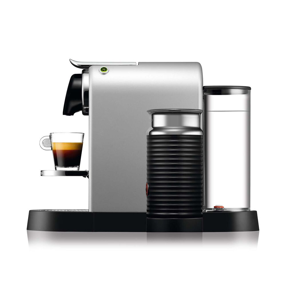 Nespresso CitiZ&Milk by Breville with Aeroccino3 Frother