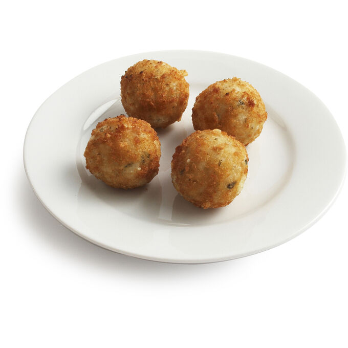 Arancini with Gouda Cheese, 50-Piece Tray