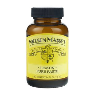 Nielsen-Massey Pure Lemon Paste, 4 oz.