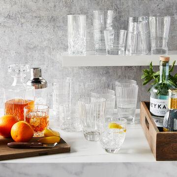 Sur La Table Vox Double Old Fashioned Glasses