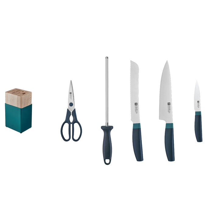 Zwilling J.A. Henckels Now 6-Piece Knife Block Set