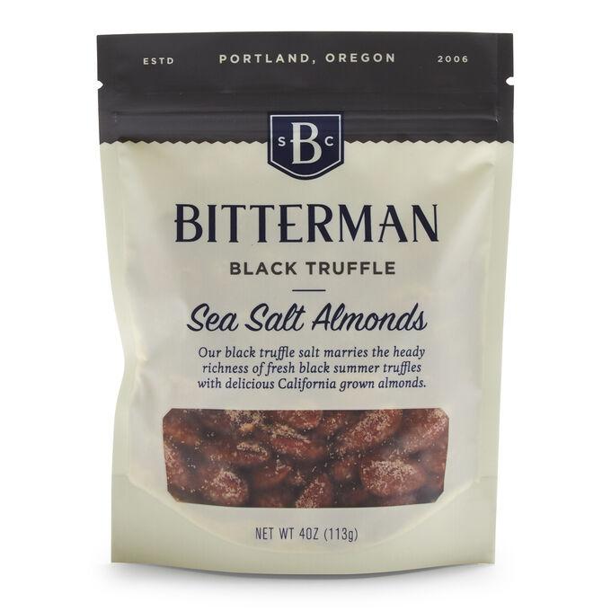 Bitterman Black Truffle Salted Almonds