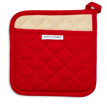 Red Classic Pot Holder