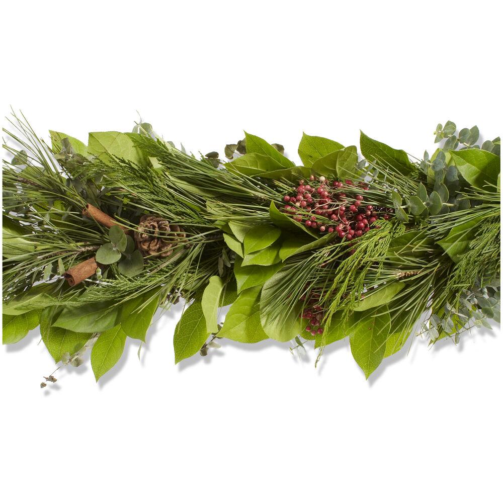 Aromatic Pepperberry Garland
