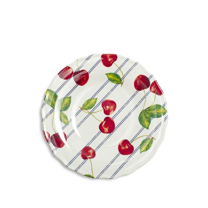 Pique-Nique Melamine Salad Plate