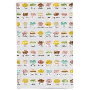 """Macaron Kitchen Towel, 28"""" x 18"""""""