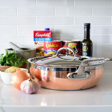 Hestan CopperBond Essential Pans