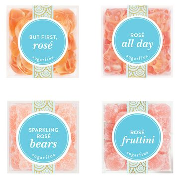 Sugarfina Rosè Collection, Set of 4