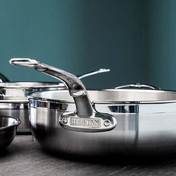 Hestan ProBond Stainless Steel Essential Pan, 5 qt.