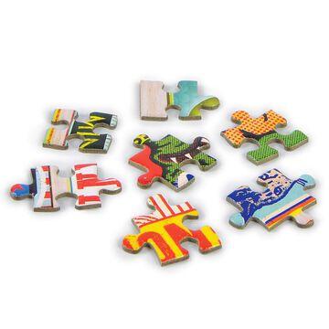 Fred 1000 Piece Puzzle: XYZ Blocks