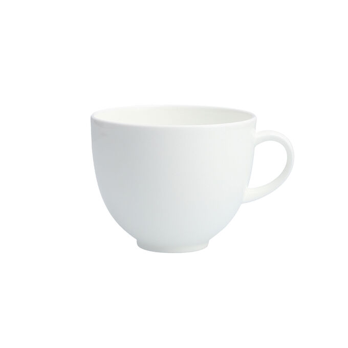 Fortessa Andromeda Bone China Coffee Cups, Set of 4