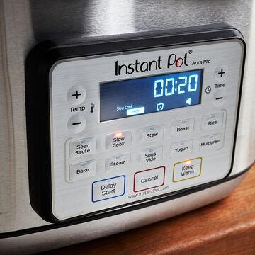 Instant Pot Aura Pro, 8 qt.