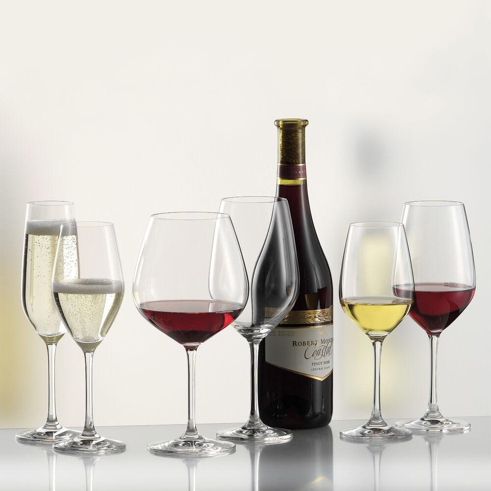 Schott Zwiesel Forte Claret Burgundy Glasses, Set of 6