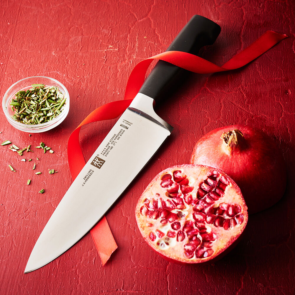 """Zwilling J. A. Henckels Four Star Chef's Knife, 7"""""""