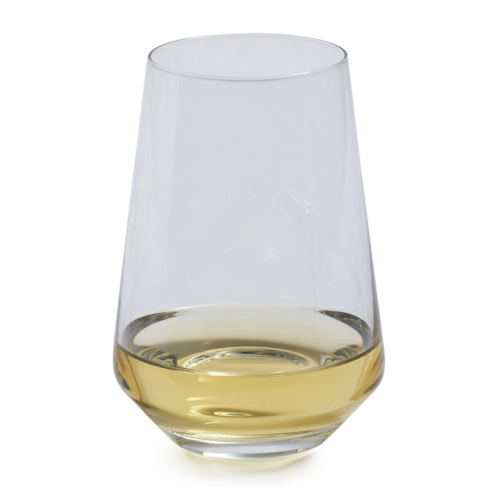 Schott Zwiesel Pure Stemless White Wine Glasses