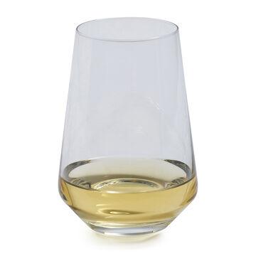 Schott Zwiesel Pure Stemless White Wine Glasses, Set of 6