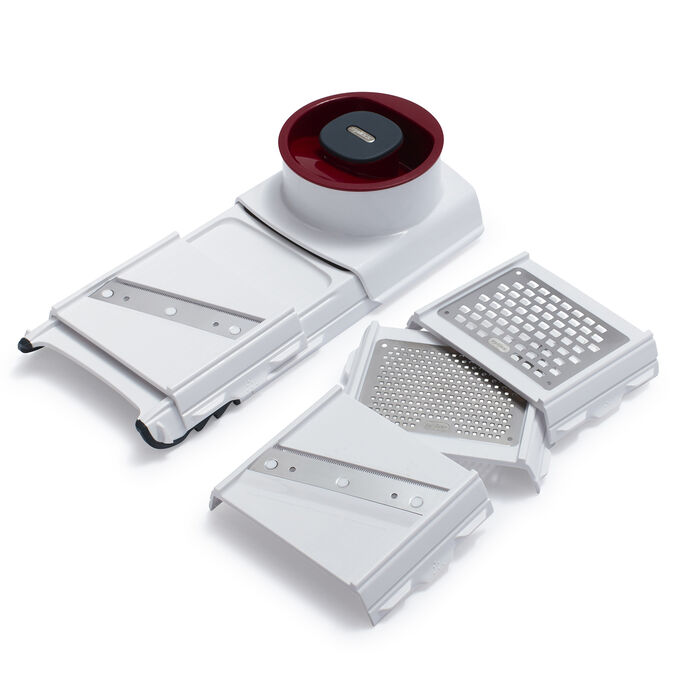 Zyliss 4-in-1 Slicer and Grater