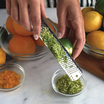 Microplane Grater-Zester without Grip