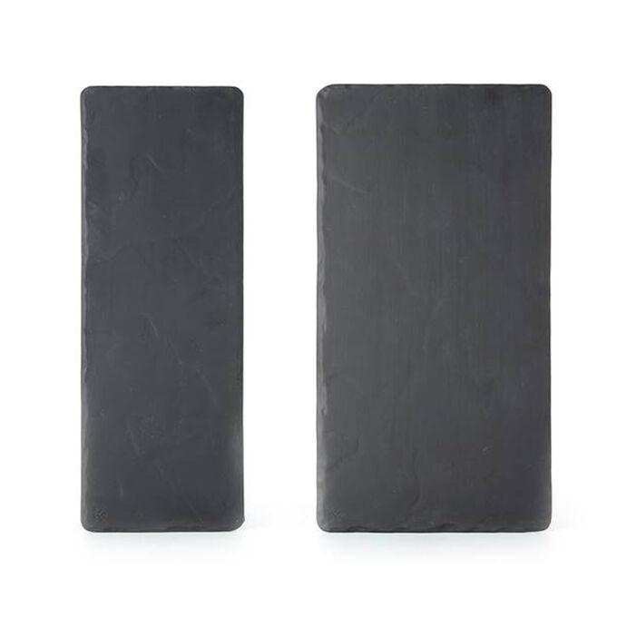 Revol Basalt Small Platters, Set of 2