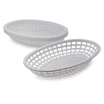 Burger Baskets, Set of 4