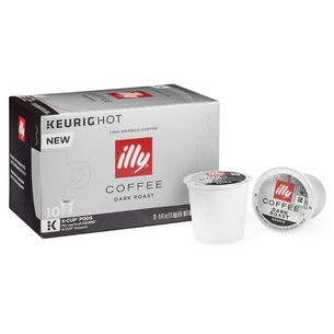 illy K-Cups, Dark Roast