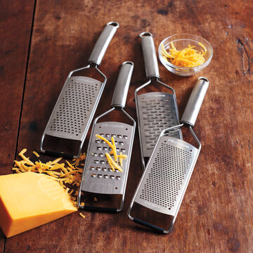 Microplane Professional Paddle Grater, Extra Coarse