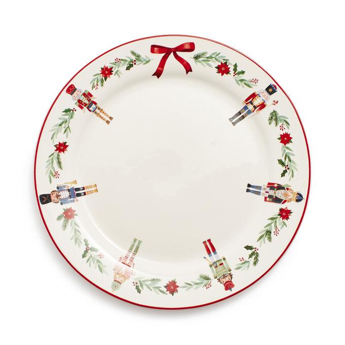 Nutcracker Dinner Plate
