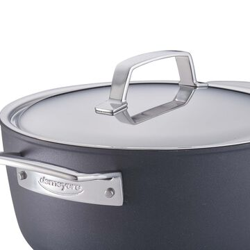 Demeyere Alu Pro 10-Piece Aluminum Nonstick Cookware Set