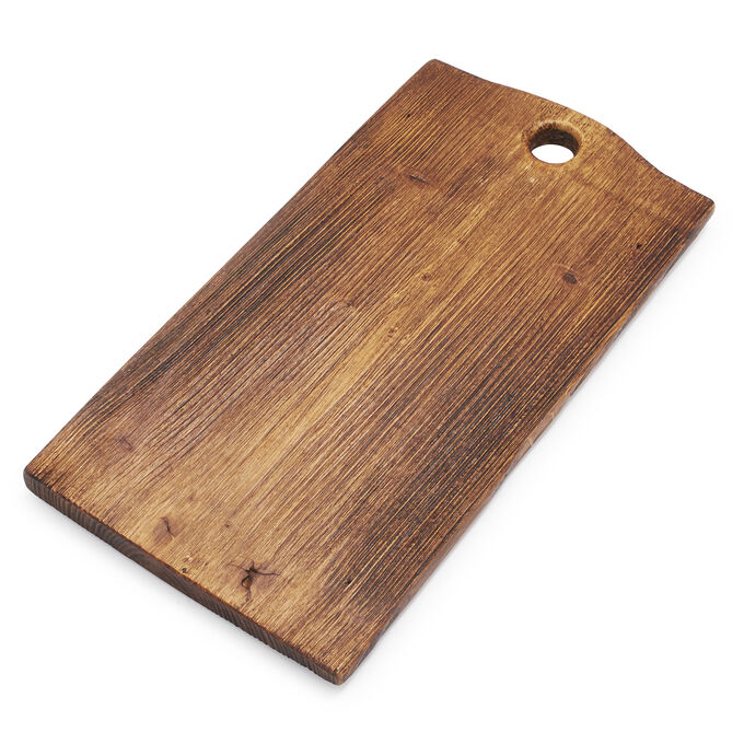 Rustic Reclaimed Wood Cheese Paddle
