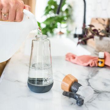 Full Circle Bottle Service Refillable Glass Spray Bottle