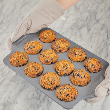 All-Clad Pro-Release Standard Muffin Pan, 12 Count