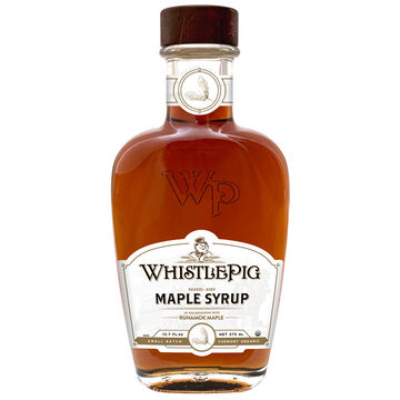 WhistlePig Rye Whiskey Barrel-Aged Maple Syrup
