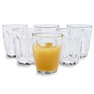 Duralex Provence Glasses, Set of 6, 3.1 oz.