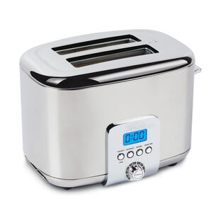 All-Clad Stainless Steel 2-Slice Digital Toaster