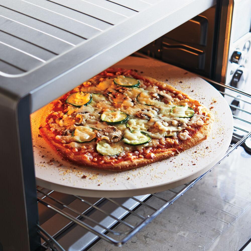 "Breville 13"" Pizza Stone For Smart Oven"