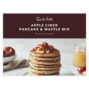 Sur La Table Apple Cider Pancake & Waffle Mix