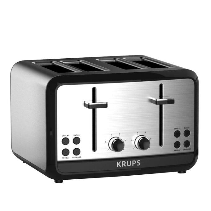 Krups Savoy 4-Slice Toaster