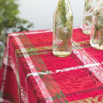 Festive Forest Tablecloth