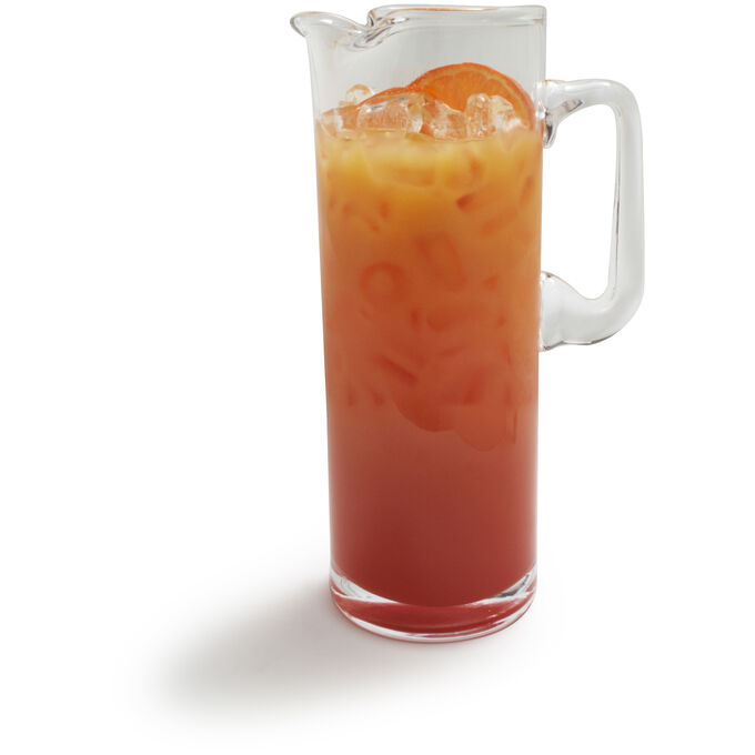 Glass Cocktail Pitcher
