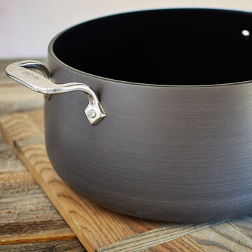 All-Clad HA1 Nonstick Covered Soup Pot, 4 qt.