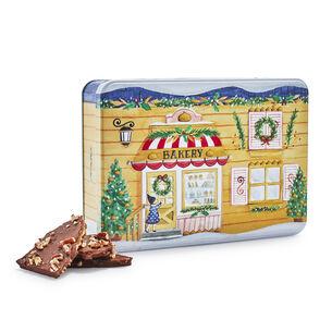 Sur La Table Milk Chocolate Butterscotch Caramel Pecan Bark