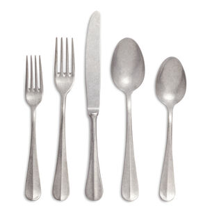 Royal Retro 40-Piece Flatware Set