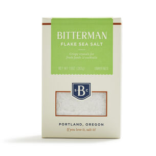 Bitterman Flake Salt, 10 oz.