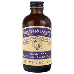 Ugandan Pure Vanilla Extract, 4 oz.