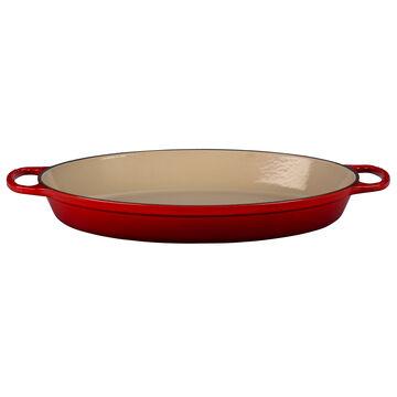 Le Creuset Signature Cast Iron Oval Baker, 3 qt.