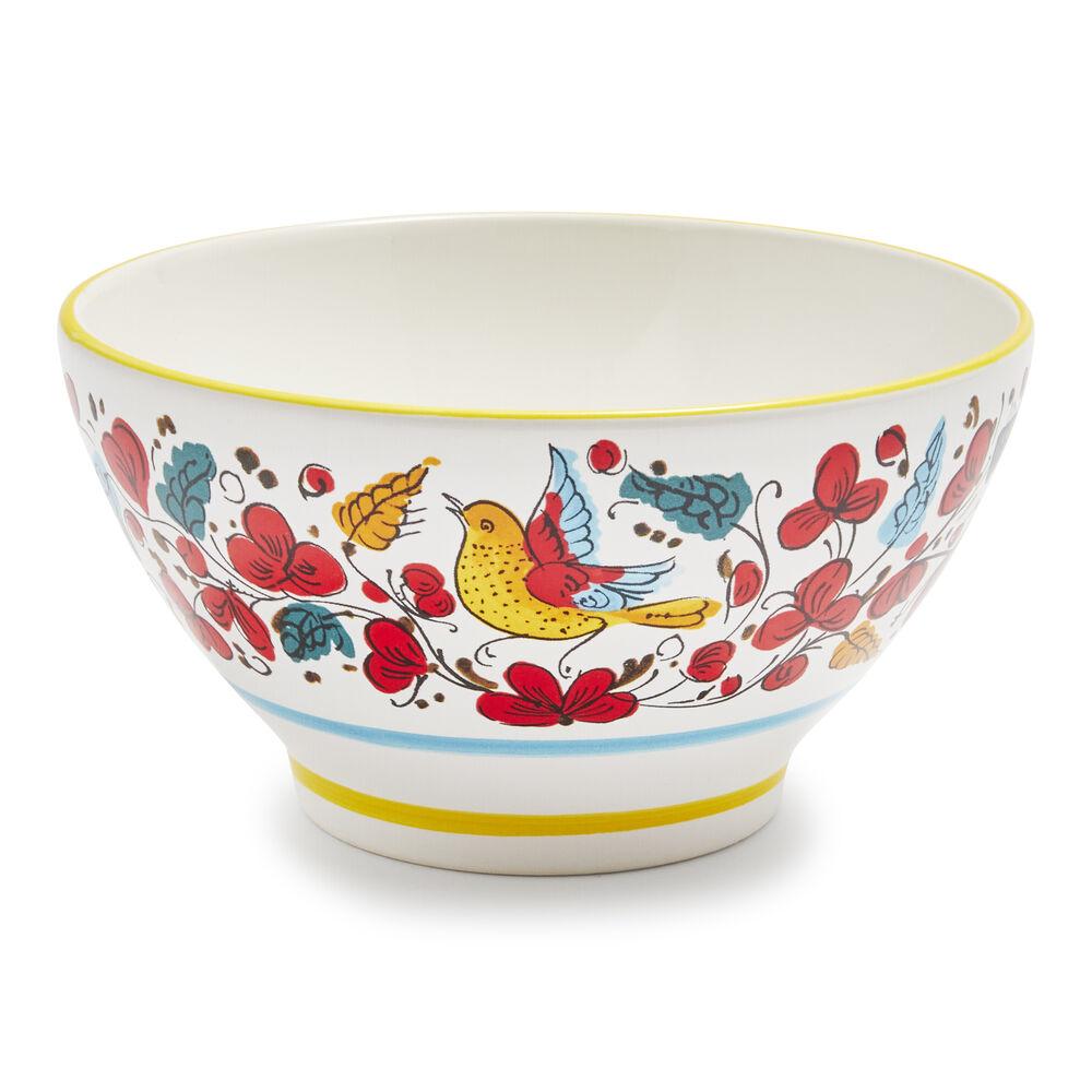 Nova Deruta Bird Cereal Bowl