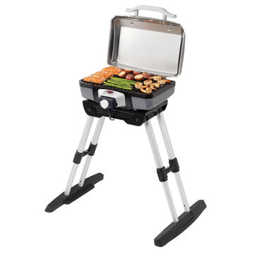 Cuisinart Outdoor Electric Grill with VersaStand