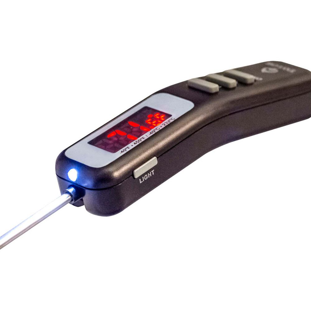 Taylor LED Digital Folding Probe Thermometer